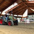 Hürlimann Prince 35 Allradtraktor (Quelle: SDF Archiv)
