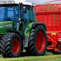 Fendt Farmer 309C (rundes Design) (Quelle: AGCO Fendt)