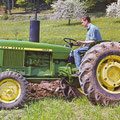 John Deere 1020 Traktor (Quelle: John Deere)