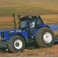 Ford New Holland 8430 DT entspricht Fiatagri 140-90 DT (Quelle: CNH)