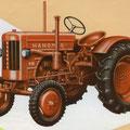 Hanomag R19 Traktor (Quelle: Hersteller)