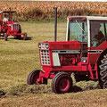 IHC Hydro 86 & 186 Traktoren (Quelle: Hersteller)