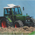 Fendt Farmer 308 LSA (1990) )Quelle: AGCO Fendt)