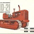 Allis-Chalmers HD21 Raupentraktor (Quelle: AGCO)