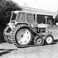 Ford 7000 Highlander Halbraupen-Traktor (Quelle: CNH)