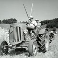 Hürlimann H-17 Traktor (Quelle: SDF Archiv)