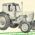 Belarus MTZ 50 Traktor (Quelle: Belarus)