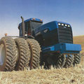 Ford New Holland 9680 Knicklenker (Quelle: CNH)