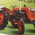 Kubota L260 Traktor (Quelle: Kubota)