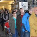 Besuch in der Brauerei Maxlrain am 30.10.2014