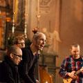 Mitsing*Wienacht with Andrew Bond & Band for SF 1 (Swiss National TV), Olten, Switzerland 2012     © ruf FOTOART - Ursula Ruf