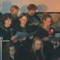 1997 - das erste Konzert