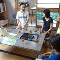 ドニさんの家 インド料理教室 2014/07/18