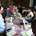 仲よしでの南インド料理教室 2014/05/06