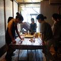 biiro 料理教室 2014/07/19
