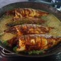 魚フライ in コーチン