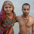 インド人夫婦 from ラジャスターン