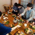 ドニさんの家 料理教室 2015/03/08