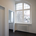 Schwabenhaus Tübingen, Garderobenfenster