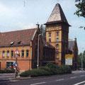 Kulturdenkmal Alte Hauptfeuerwache