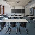 """Georg-Goldstein-Schule Bad Urach, """"blaues Klassenzimmer"""" Kaufmännische Schule"""