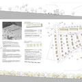 Mauer Drei, Südwestlicher Stadteingang Pfullingen, Reihenhäuser, modular erweiterbar