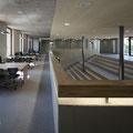 Georg-Goldstein-Schule Bad Urach, Galerie mit Computerarbeitsplätzen Kaufmännische Schule