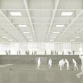 Neubau Sporthalle Pfullingen, Spielsituation
