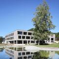 Georg-Goldstein-Schule Bad Urach, die Kaufmännische Schule von Südosten