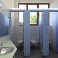 Kulturdenkmal Uhlandschule Pfullingen, Erneuerung WC-Anlage