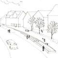 Variante Lindenplatz Pfullingen, Umbau, Freiflächengestaltung und Sanierung