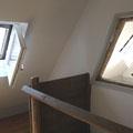 Kulturdenkmal Haus Ayen, 2011 Innenfenster und neue Dachflächenfenster