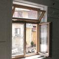Kulturdenkmal Haus Ayen, 2011 Nachbau historischer Fenster