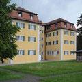 Schloss Grafeneck, südlich vorgelagerte Terrasse