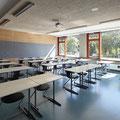 Georg-Goldstein-Schule Bad Urach, Klassenzimmer mit Akustikflächen Kaufmännische Schule