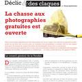 Déclic et des claques - Profession Photographe N°8 - Juillet / Août / Septembre 2014