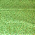 Stoff Kringel/Punkte 11 - Grün Bunt