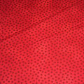 Stoff Rot 6 - Herzen