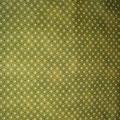 Stoff Kringel/Punkte 7 - Grün