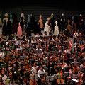 『第4回1000人のチェロ・コンサート~広島から世界平和の願いを込めて』 広島グリーンアリーナにて 【撮影:2010.5.16】