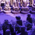 大聖院五百羅漢雪化粧 【2012.2.3】