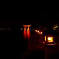 大鳥居夜景 【2012.10.26】