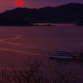 小豆島 夕景 【2012.03.19】