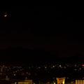 廿日市市阿品にて 金星と月の大接近 【撮影:2010.5.16 20:00】