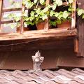 京都府下京区和泉町 家の守り神『鍾馗(しょうき)様』 【撮影:2010.6.28】