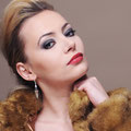 Fotoshooting - sexy Make Up und Hairstyling