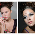 Fotoshooting - Make Up und Hairstyling