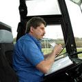 Unser Chauffeur und bekanntes HSG-Gesicht: René