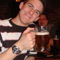 Bei einem tschechischen Bier, was sonst?