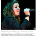 La jolie voix de Manon